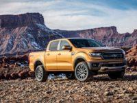 В Детройте рассекретили новый Ford Ranger 2019