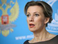 Мария Захарова ответила на сообщения о мнимой алкогольной зависимости