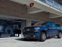 Новый Chevrolet Silverado 2019 представлен публично