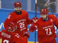 Журналист из США предложил выгнать хоккеиста Войнова с Олимпиады