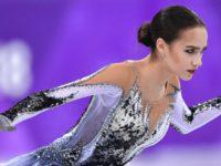 Россиянка Алина Загитова завоевала первое золото на Олимпиаде