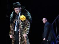 В Театре им. Моссовета показали премьеру «Великолепного рогоносца»