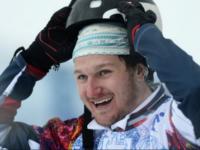 Сноубордист Николай Олюнин сломал ногу на Олимпиаде