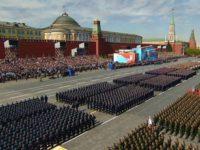 Парад Победы-2018 в Москве. Прямая трансляция торжества