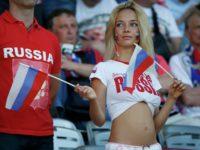 Женщины на ЧМ-2018: страх и ненависть в России