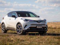 Особенности свежего гибрида Toyota C-HR