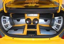 Тюнинг звука в автомобиле: что потребуется