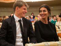 Супруга Андрея Аршавина наняла охрану из-за поступающих угроз