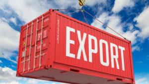 Экспорт товаров в наше время